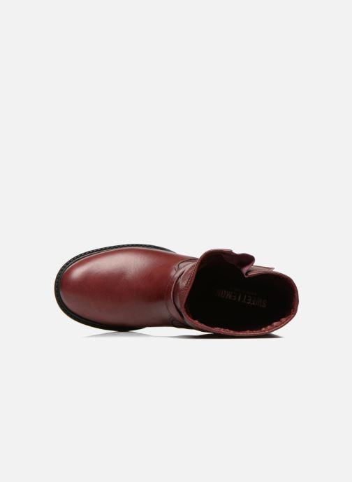 Bottines et boots Sweet Lemon L.5.Elle Bordeaux vue gauche