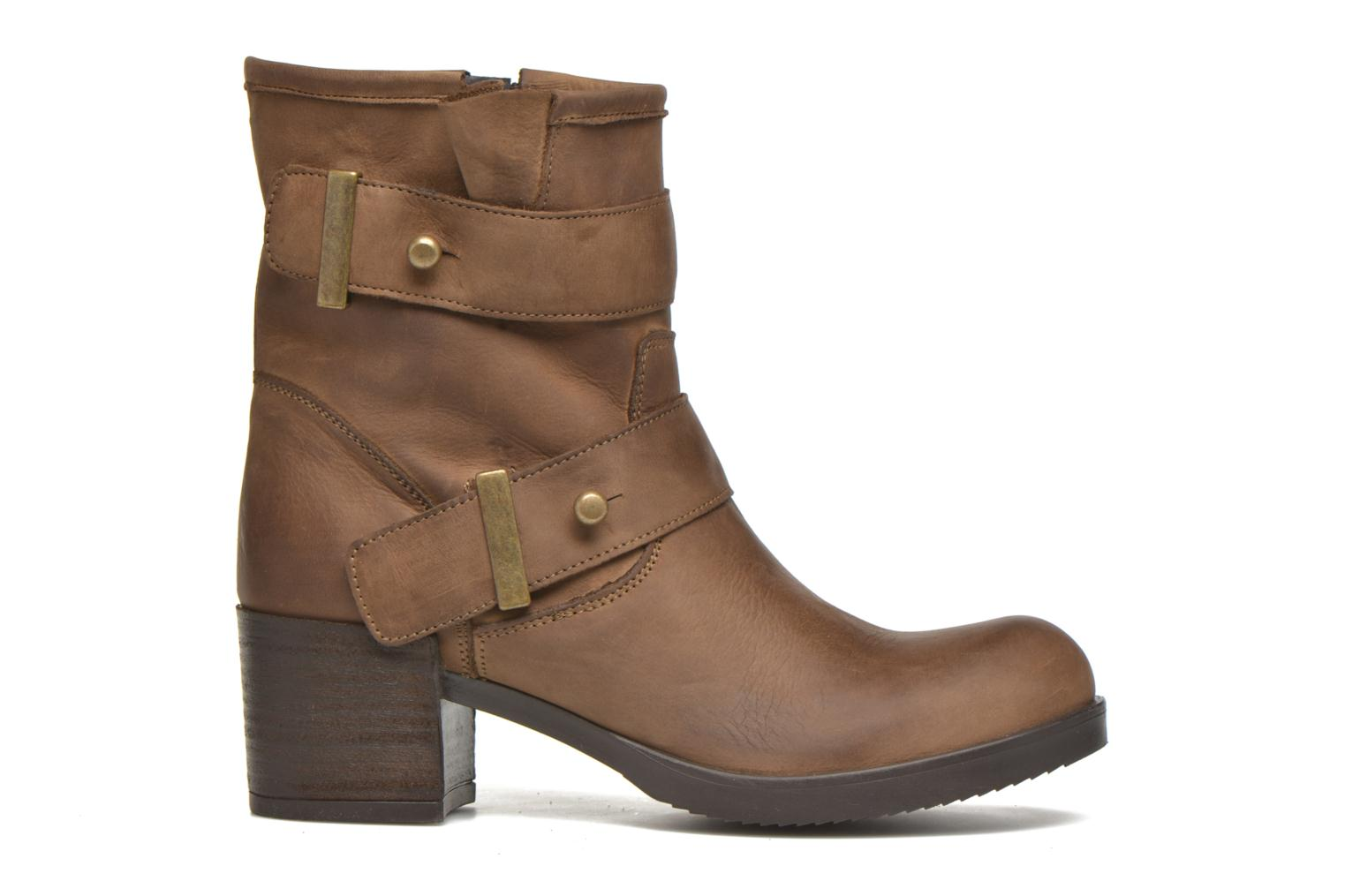 Bottines et boots Sweet Lemon L.5.Enia Marron vue derrière