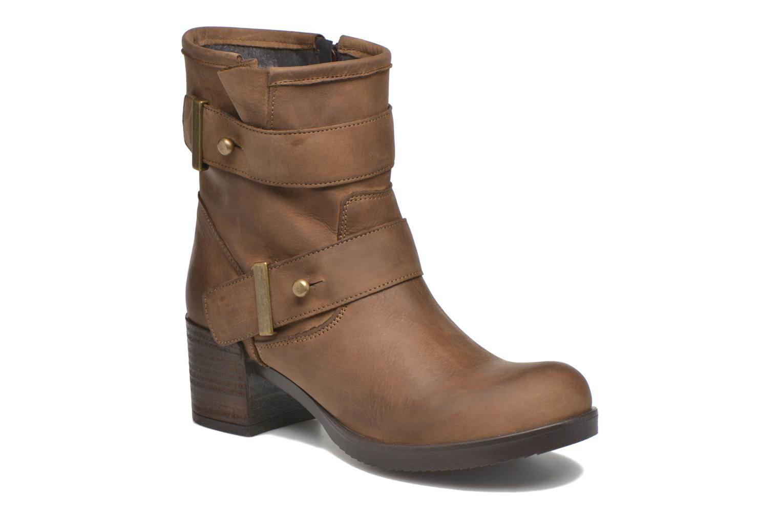 Bottines et boots Sweet Lemon L.5.Enia Marron vue détail/paire