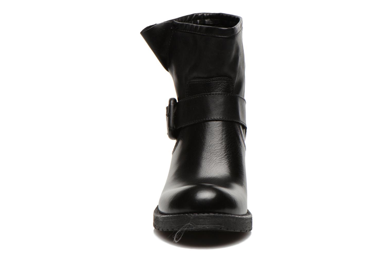 Bottines et boots Sweet Lemon L.5.Esta Noir vue portées chaussures