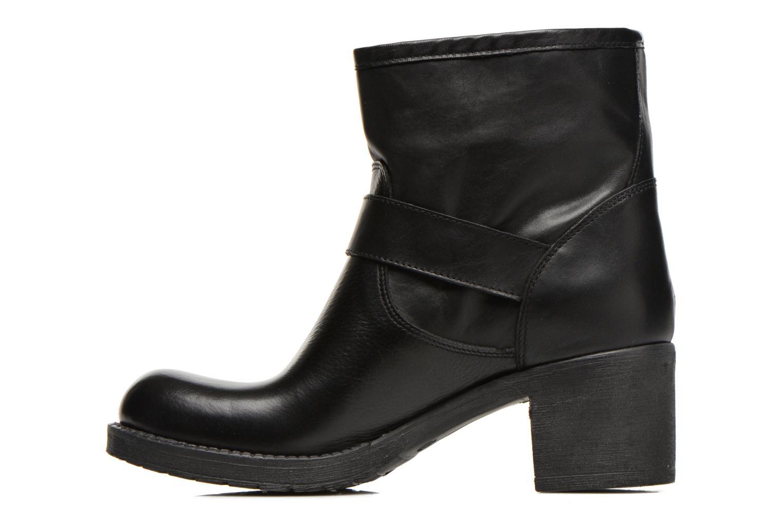 Bottines et boots Sweet Lemon L.5.Esta Noir vue face