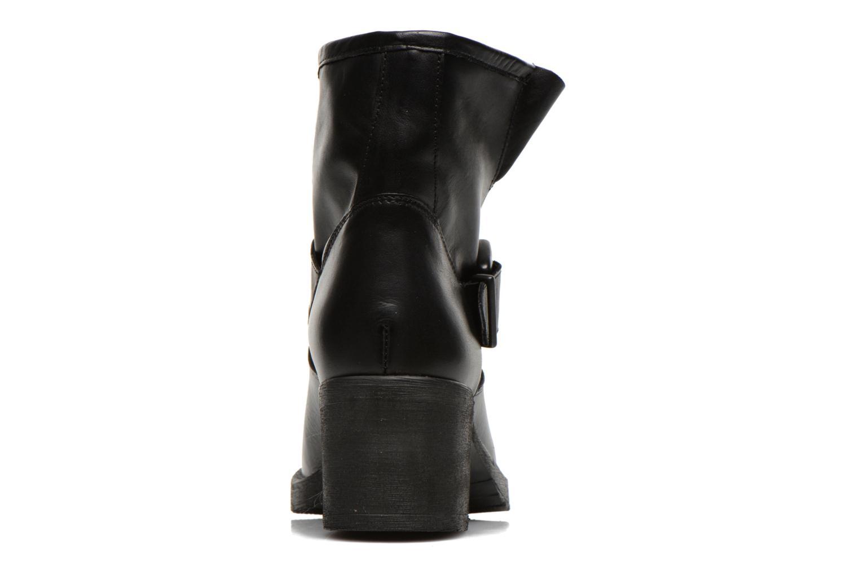 Bottines et boots Sweet Lemon L.5.Esta Noir vue droite
