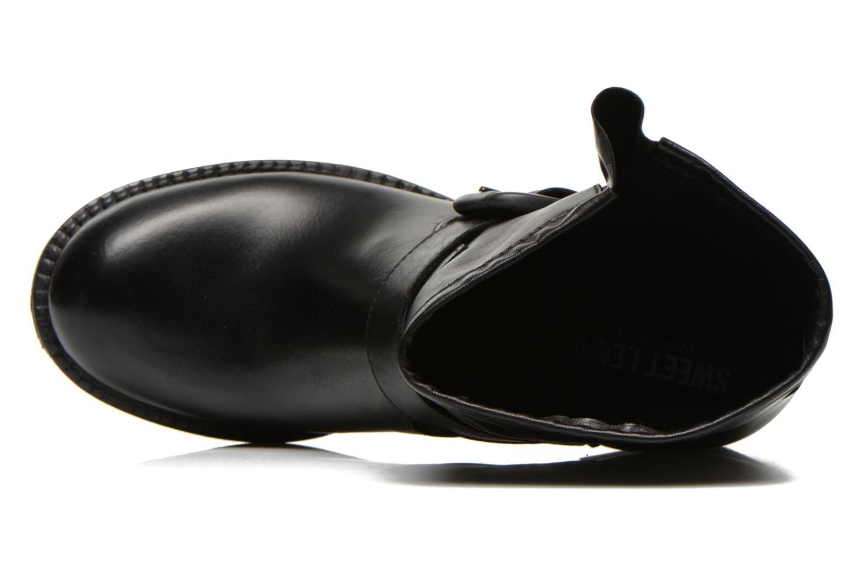 Bottines et boots Sweet Lemon L.5.Esta Noir vue gauche