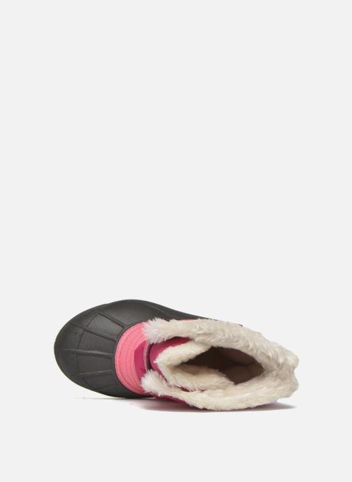 Støvler & gummistøvler Sorel Snow Commander Pink se fra venstre