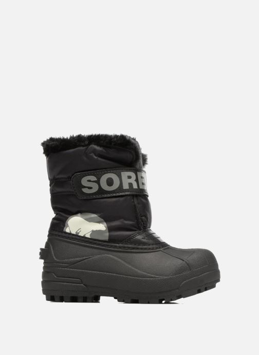 Bottes Sorel Snow Commander Noir vue derrière