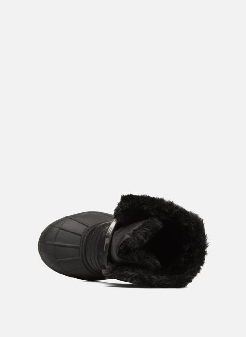 Botas Sorel Snow Commander Negro vista lateral izquierda