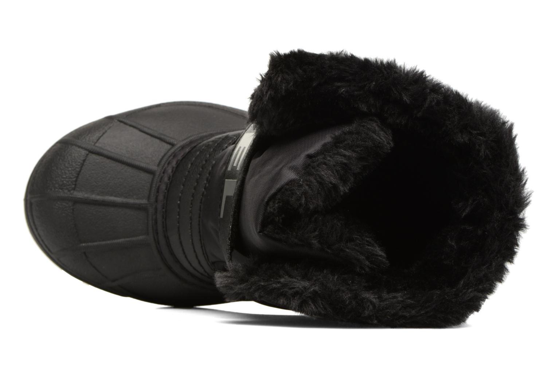 Stiefel Sorel Snow Commander schwarz ansicht von links