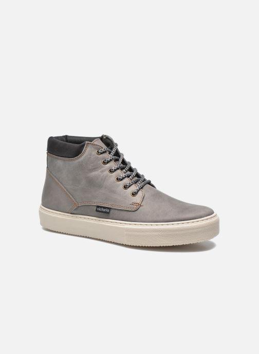 Chaussures à lacets Victoria Bota Piel Cuello Gris vue détail/paire