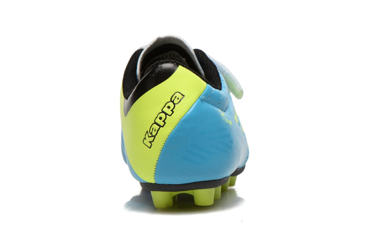 Sport shoes Kappa Player FG EV Blue view from the right