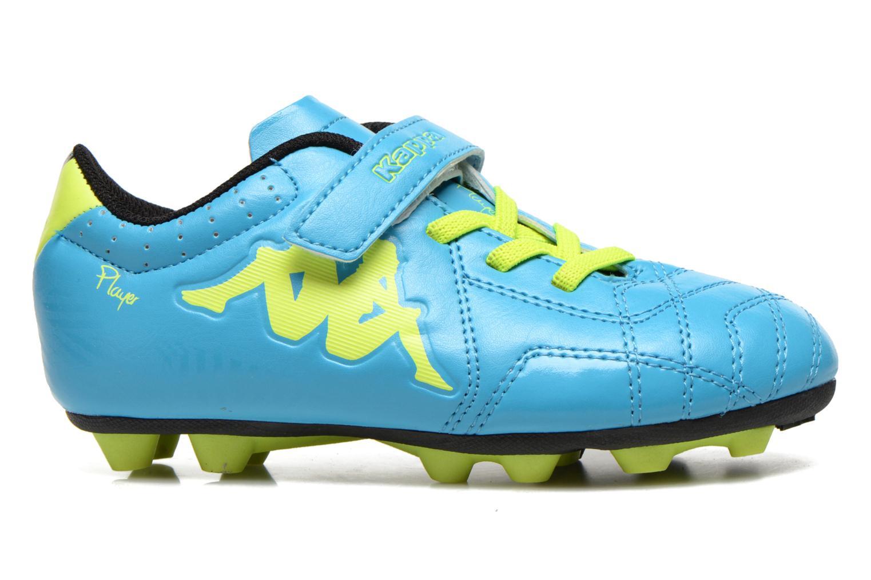 Chaussures de sport Kappa Player FG EV Bleu vue derrière