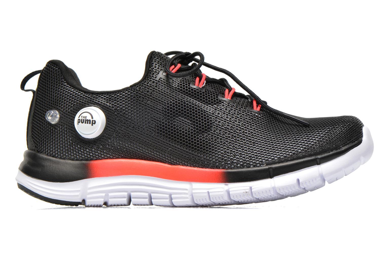 Chaussures de sport Reebok Reebok Zpump Fusion Pu W Noir vue derrière