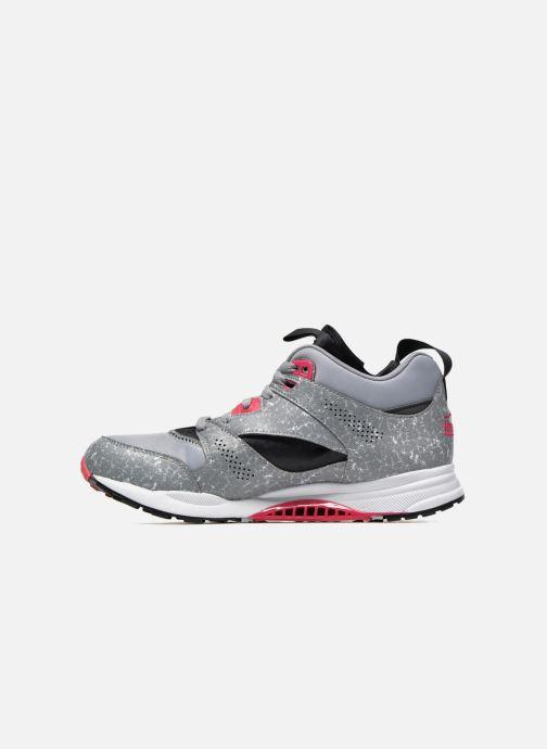 Sneaker Reebok Ventilator Mid Boot Aog grau ansicht von vorne