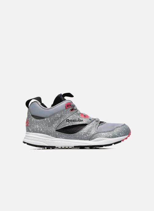 Sneaker Reebok Ventilator Mid Boot Aog grau ansicht von hinten