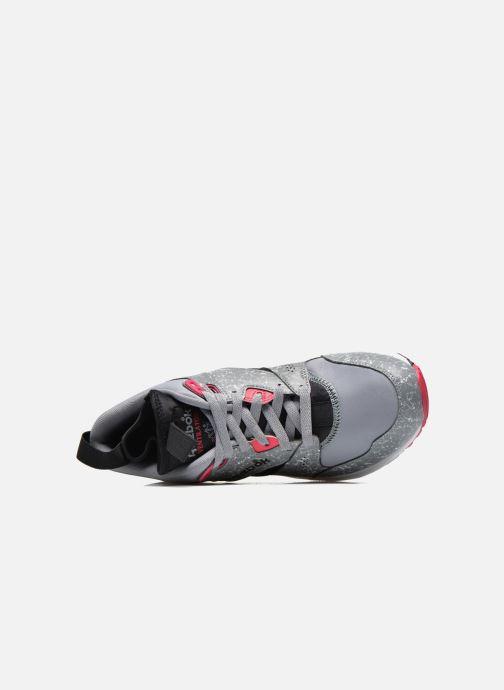 Sneaker Reebok Ventilator Mid Boot Aog grau ansicht von links