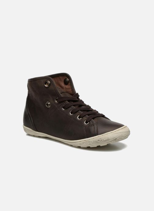 Sneakers P-L-D-M By Palladium Gaetane CLP Zwart 3/4'