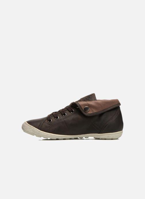 Sneakers P-L-D-M By Palladium Gaetane CLP Zwart voorkant