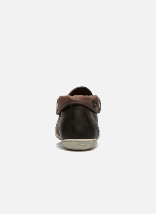 Sneakers P-L-D-M By Palladium Gaetane CLP Zwart rechts