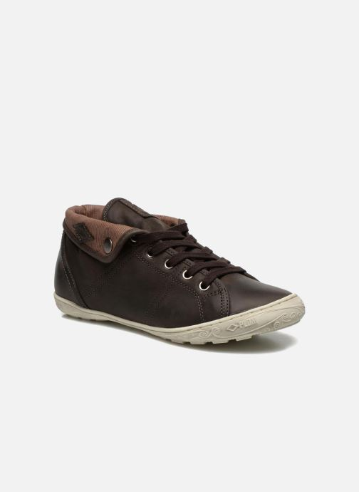 Sneakers P-L-D-M By Palladium Gaetane CLP Zwart detail