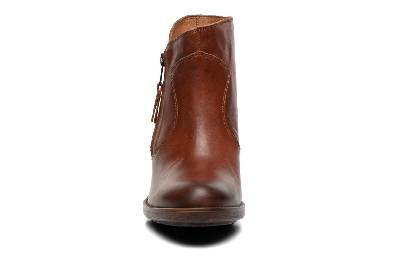 Bottines et boots P-L-D-M By Palladium Spring CT Marron vue portées chaussures