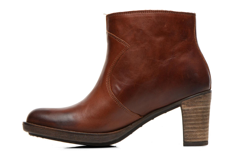 Bottines et boots P-L-D-M By Palladium Spring CT Marron vue face