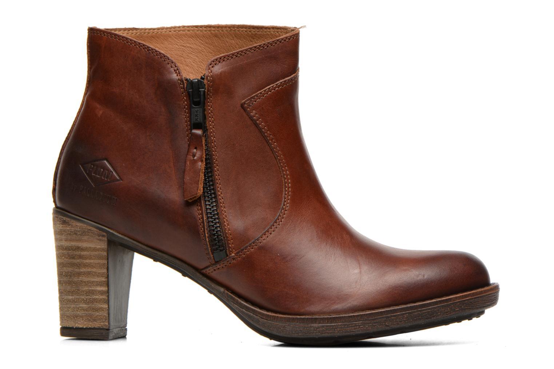 Bottines et boots P-L-D-M By Palladium Spring CT Marron vue derrière