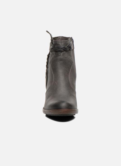 Bottines et boots P-L-D-M By Palladium Stony CSR Gris vue portées chaussures