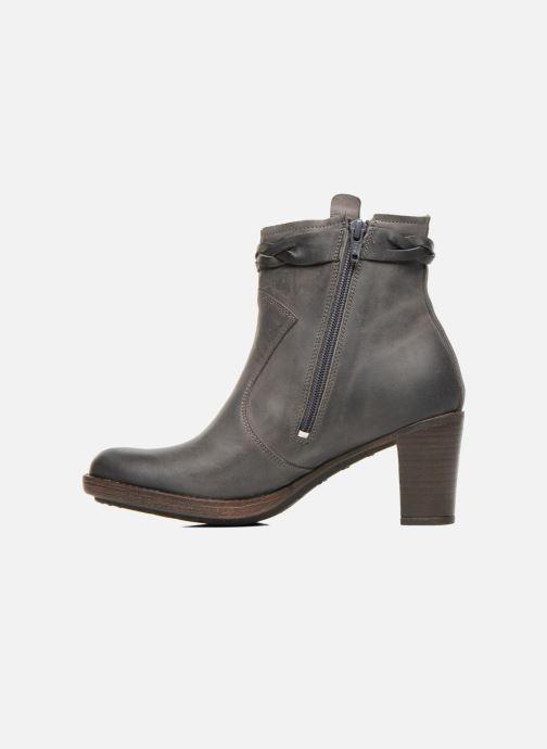 Boots en enkellaarsjes P-L-D-M By Palladium Stony CSR Grijs voorkant