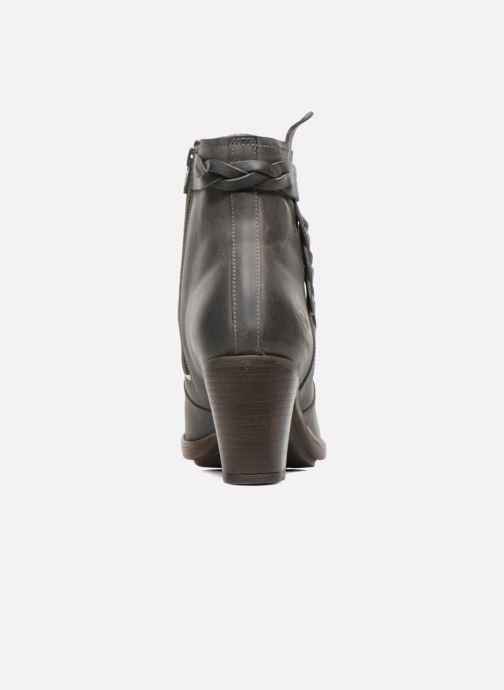 Stiefeletten & Boots P-L-D-M By Palladium Stony CSR grau ansicht von rechts