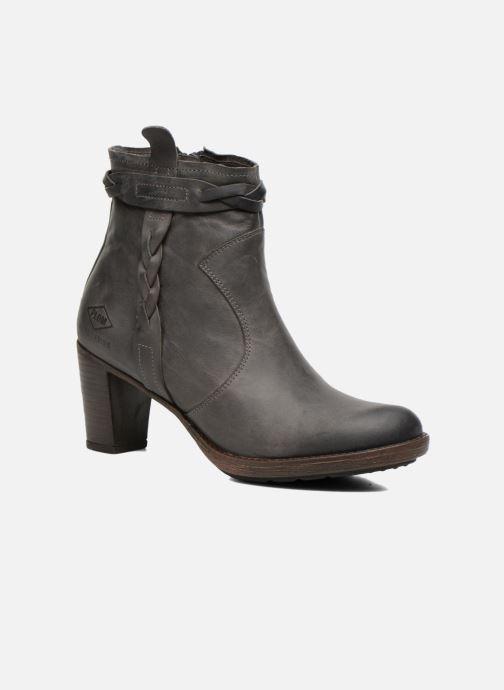 Bottines et boots P-L-D-M By Palladium Stony CSR Gris vue détail/paire