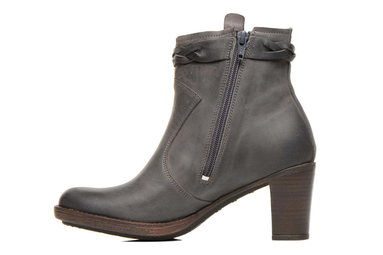 Bottines et boots P-L-D-M By Palladium Stony CSR Gris vue face