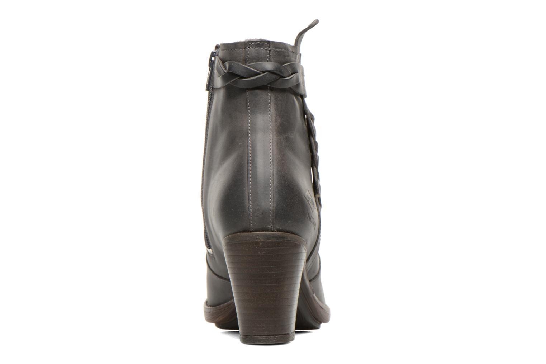 Bottines et boots P-L-D-M By Palladium Stony CSR Gris vue droite
