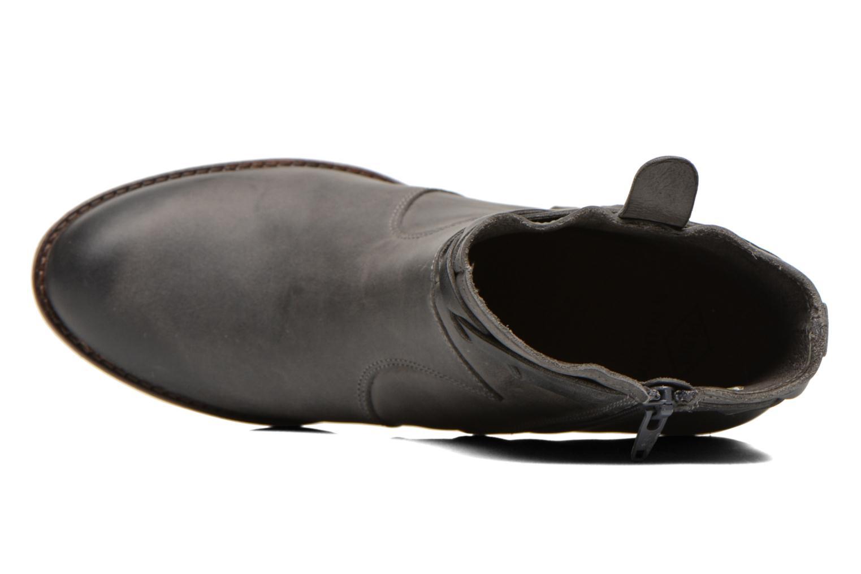 Bottines et boots P-L-D-M By Palladium Stony CSR Gris vue gauche