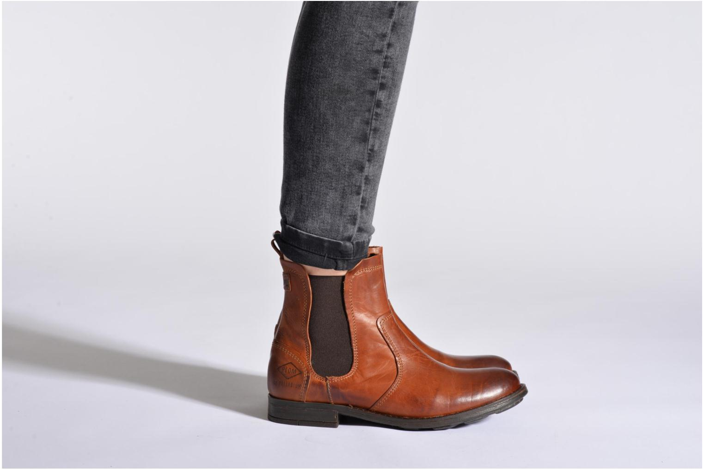 Bottines et boots P-L-D-M By Palladium Una Noir vue bas / vue portée sac