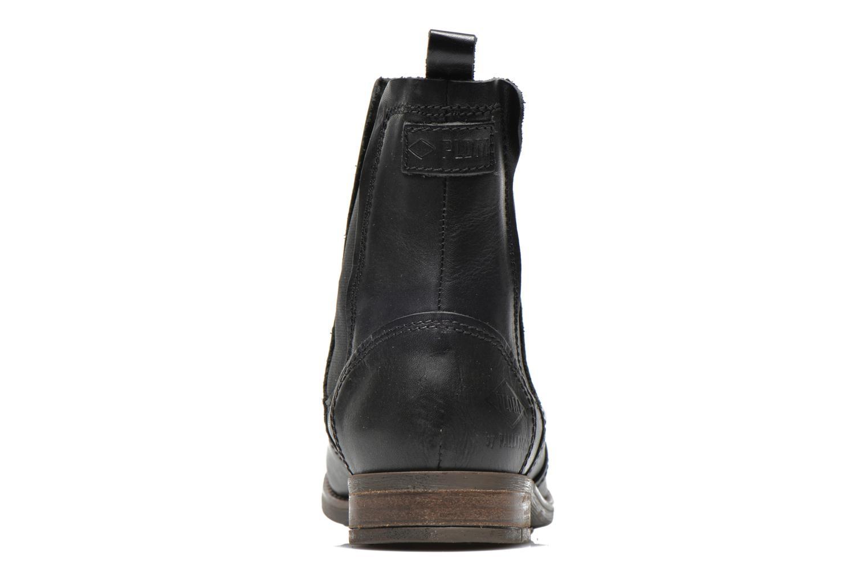 Bottines et boots P-L-D-M By Palladium Una Noir vue droite