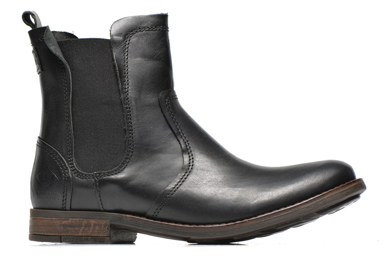 Bottines et boots P-L-D-M By Palladium Una Noir vue derrière