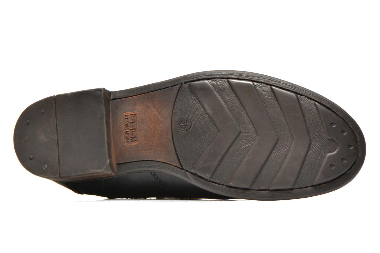 Bottines et boots P-L-D-M By Palladium Una Noir vue haut