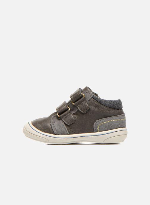Sneakers Kickers Zyva Wpf Grigio immagine frontale