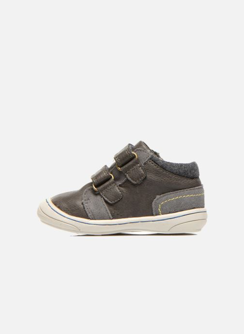 Sneakers Kickers Zyva Wpf Grigio immagine frontale