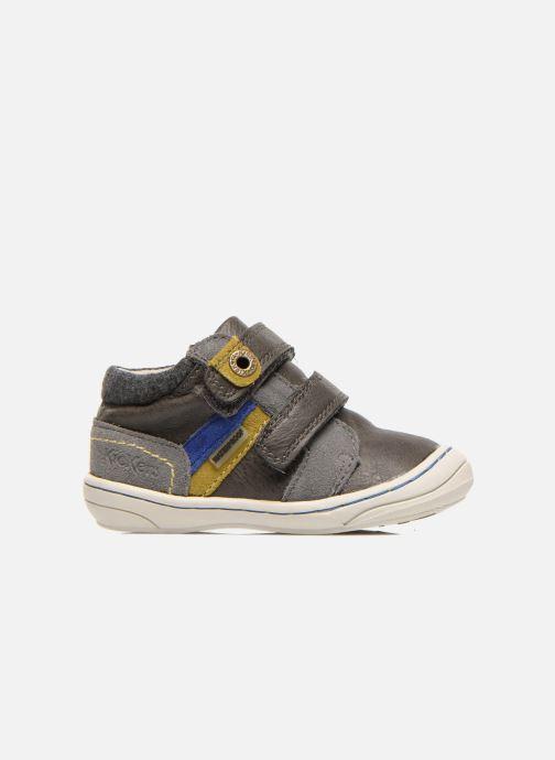 Sneakers Kickers Zyva Wpf Grigio immagine posteriore