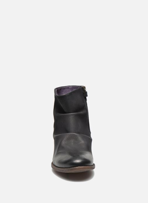 Stiefeletten & Boots Kickers Robber schwarz schuhe getragen