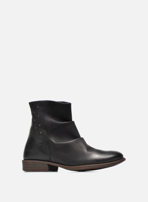 Bottines et boots Kickers Robber Noir vue derrière