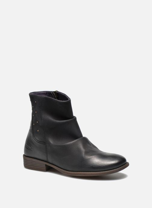 Stiefeletten & Boots Kickers Robber schwarz detaillierte ansicht/modell