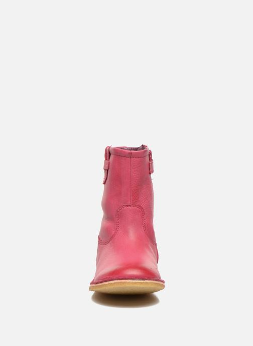 Laarzen Kickers Cressona Roze model
