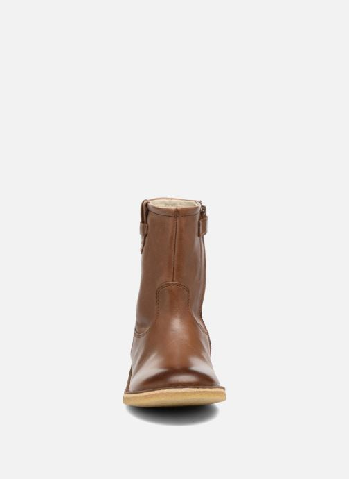 Laarzen Kickers Cressona Bruin model