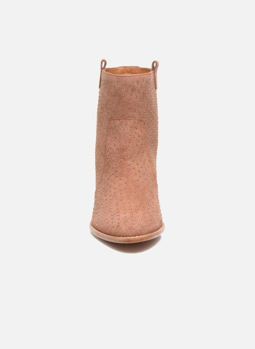 Rebecca Minkoff Blake Stud (beige) - Stiefeletten & Stiefel Stiefel Stiefel bei Más cómodo 4ef605
