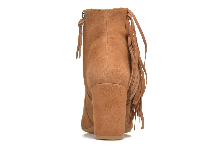 Bottines et boots Rebecca Minkoff Ilan Marron vue droite