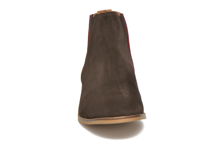 Bottines et boots Faguo Cherry Marron vue portées chaussures
