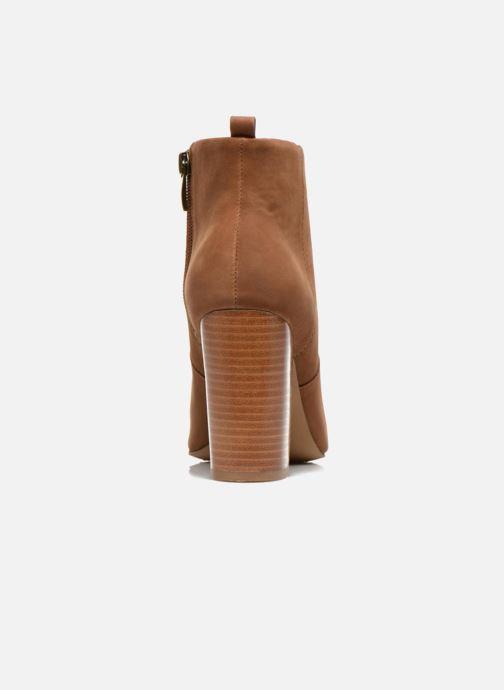 Stiefeletten & Boots French Connection Linds braun ansicht von rechts