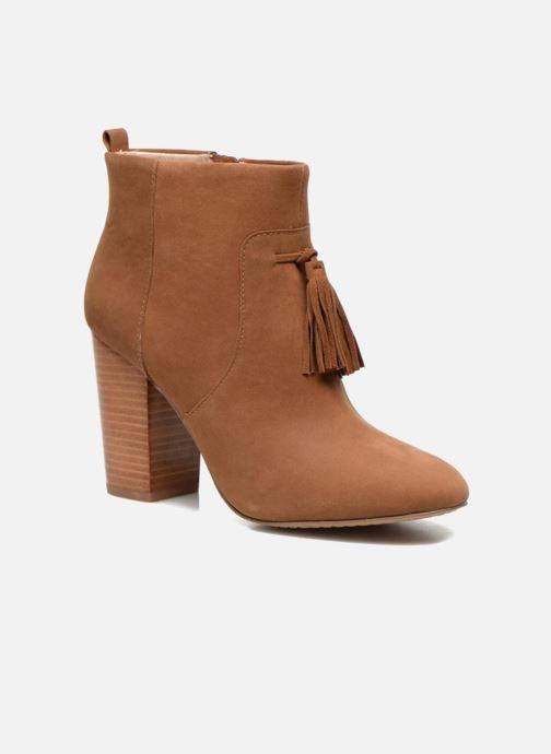 Stiefeletten & Boots French Connection Linds braun detaillierte ansicht/modell
