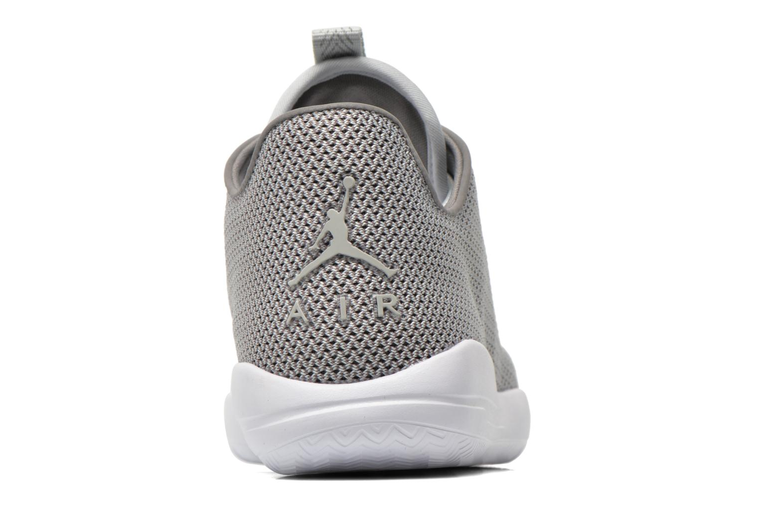 Lace-up shoes Jordan Jordan Eclipse Grey view from the right